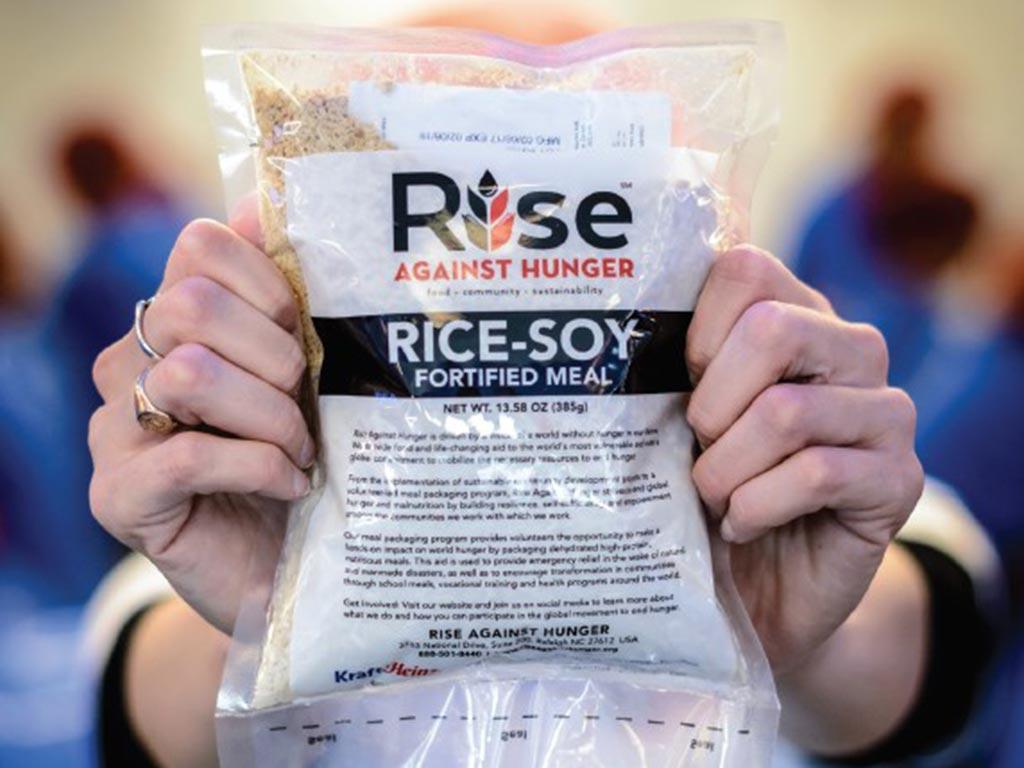 laica-rise-against-hunger-razione-di-cibo