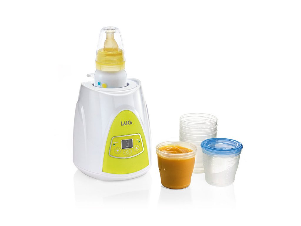 Digital bottle and baby food warmer BC1004 LAICA