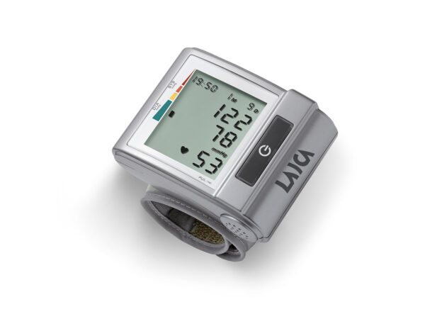Automatic wrist blood pressure monitor BM1001 LAICA