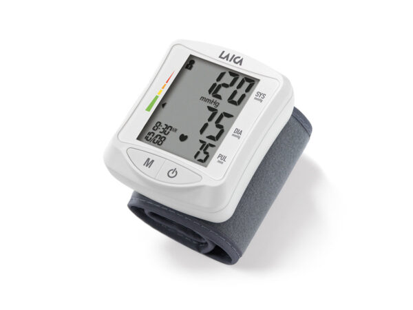 Automatic wrist blood pressure monitor BM1006 LAICA