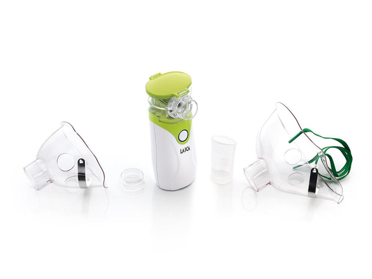 Ultrasound aerosol therapy ne1005 laica for Laica aerosol