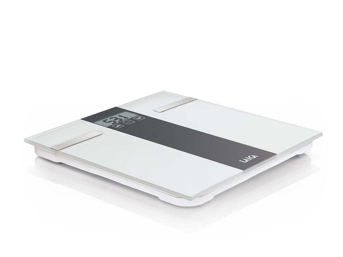 White LAICA ps2014/W Scale
