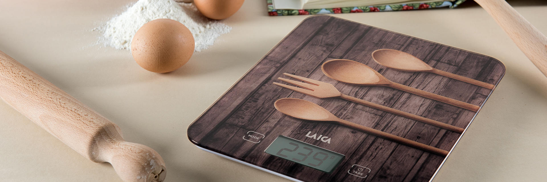 Electronic kitchen scale KS5010 LAICA