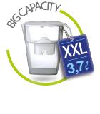 Jug Big capacity icon LAICA