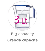 Jug Big capacity icon LAICA